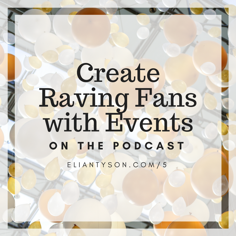 Hometown Marketing Podcast Episode 5 – Events to Market your Business