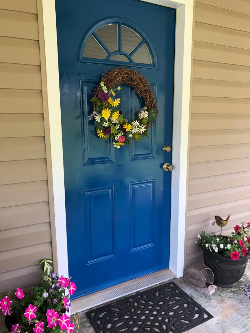 Refreshing the Front Door